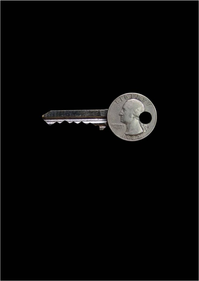 Password, 2004 / Impresión digital / 70 x 50 cm