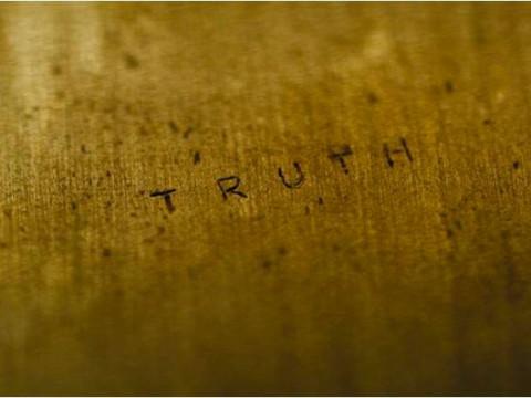 Lost / Metal, madera y lupa / 49 x 72,5 x 12 cm