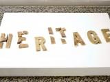 Heritage, 2015. Bronce. Dimensiones variables